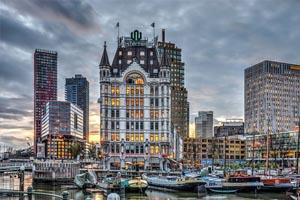 Spouwmuurisolatie Rotterdam